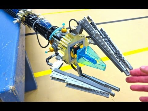 LEGO Ice Staff - Black Ops 2