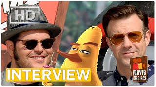 Angry Birds | Cocktail Mix Of with Josh Gad & Jason Sudeikis in Cancun