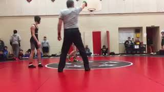 Wrestling- Regional Finals 2018