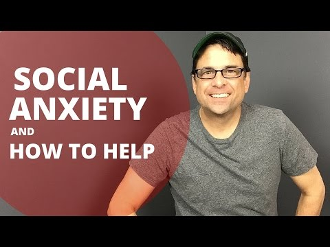 How to Help Someone with Social Anxiety