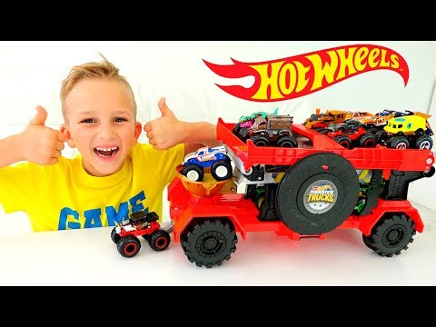 Xxx Mp4 Vlad And Nikita Play With Hot Wheels Monster Trucks 3gp Sex