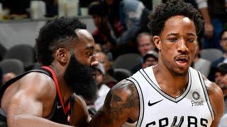 Houston Rockets vs San Antonio Spurs Full Game Highlights   December 3, 2019-20 NBA Season