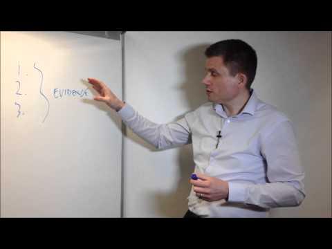 Writing a Personal Profile / Capsule Statement - HD Training Video from Matt Joyce