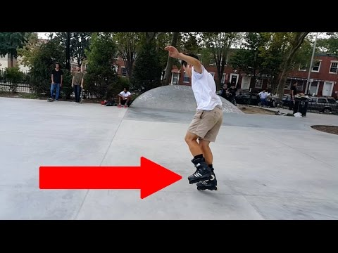 WORLD RECORD LONGEST MANUAL ON ROLLERBLADES!!
