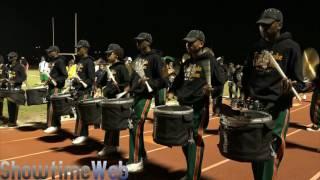 Dillard vs Blanche Ely Drumline Battle - 2016 Miami Spring BOTB