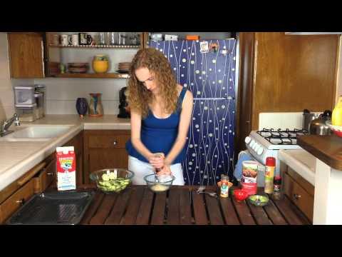 BWG Ep 20: Healthy snack alternative - Zucchini Chips