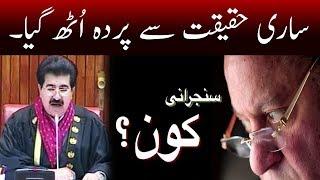 Nawaz Sharif Expose Reality of Sadiq Sanjrani | Neo news