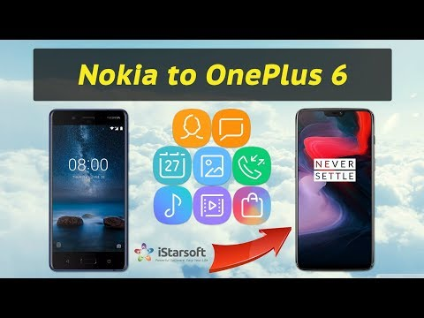 How to Transfer Data from Nokia to OnePlus 6