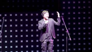 Концерт Қайрата Нұртаса, город Омск, 13 октября 2016г.