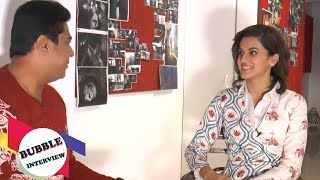 Taapsee Pannu Discusses