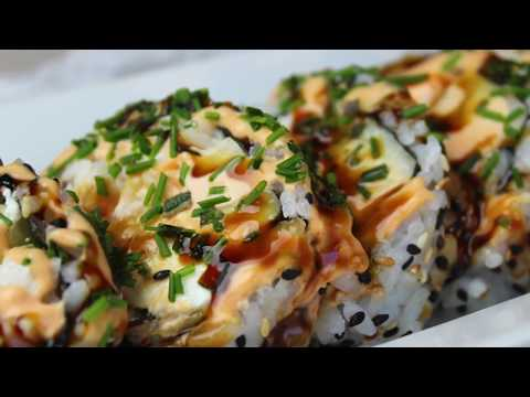 Shrimp Tempura Sushi Roll - Simply Divine Recipes