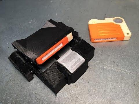 Functional Pip-Boy, Holotape Cassette Prototype