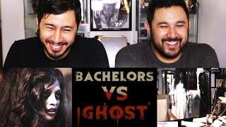 TVF Bhootiyapa BACHELORS VS GHOST   Reaction   JABY & GREG!