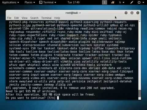 Kali Linux 2016.2 Tutorials - First Think To Do Change Source List and Mirror List