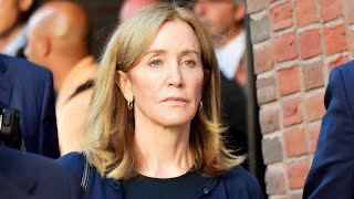 This Is What Felicity Huffman Will Eat in Prison