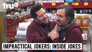 Impractical Jokers: Inside Jokes - Hands-Free Leash | truTV