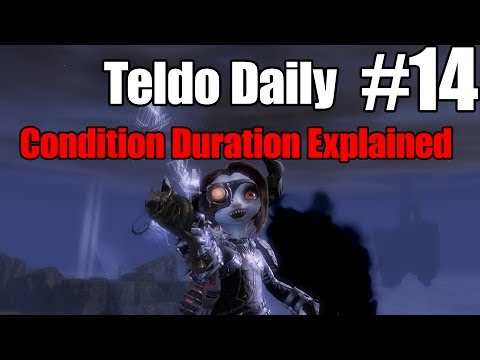 Teldo Daily [#14] | Condition Duration Explained [Guild Wars 2]