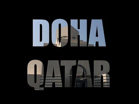 Doha Qatar - Travel Blog - August 2017