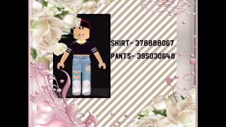 RHS CLOTHES CODES + OUTFIT IDEAS | NEW | Music Jinni