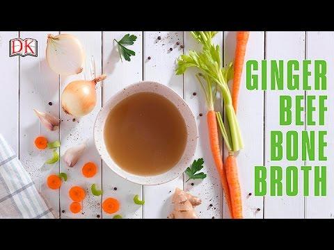 Ginger Beef Bone Broth