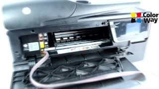how to clean printheads on hp officejet 4620