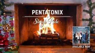 [Yule Log Audio] Sleigh Ride - Pentatonix