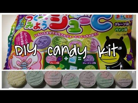 DIY: Soda Tab Candy Kit (ramune)