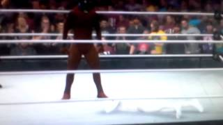 scooby doo vs brian griffin wwe2k14
