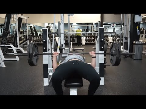 Full Routine That Will Fix A Lagging Chest