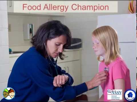 Partner With Your School Nurse to Keep Kids With Food Allergies Safe at School