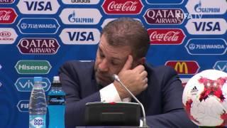 AUS v. GER - Autralia Post-Match Press Conference
