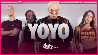 YoYo - Gloria Groove ft. IZA | FitDance TV (Coreografia Oficial) Dance Video