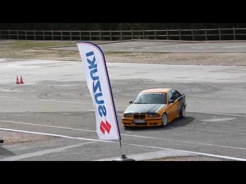 Drift en bmw serie 3 e36