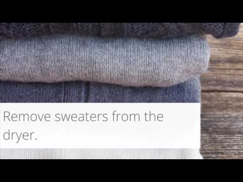 How to Remove the Musty Smell from Sweaters