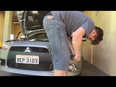 CHANGING MY CAR'S LICENSE PLATE