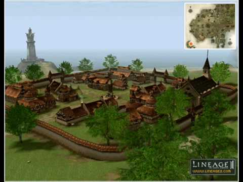 Lineage II - Talking Island Theme
