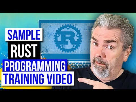 Sample Course Training - Rust Programming Language for Beginners on Udemy - Official