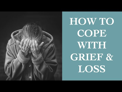 How To Overcome Grief, Loss and Bereavement I The Speakmans