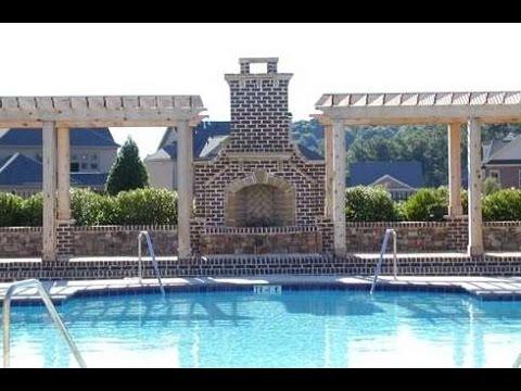 Brick Outdoor Fireplaces