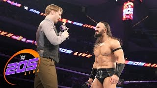 Neville delivers his State of 205 Live address: WWE 205 Live: Feb. 28, 2017