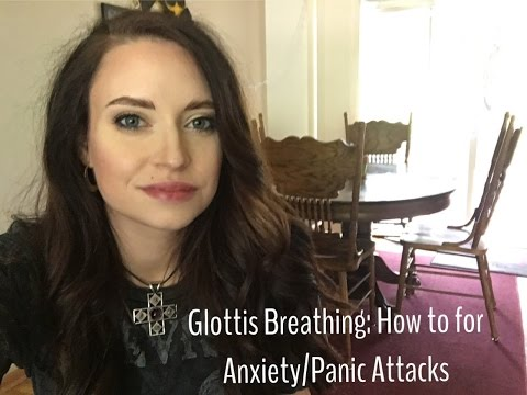 Glottis Breathing- For Anxiety/Panic Attacks/Insomnia