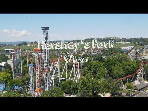 Hershey Park Vlog