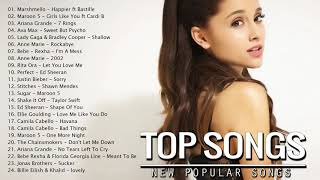 New Pop Songs Playlist 2019 - Billboard Hot 100 Chart - Top Songs 2019 (Vevo Hot This Week)