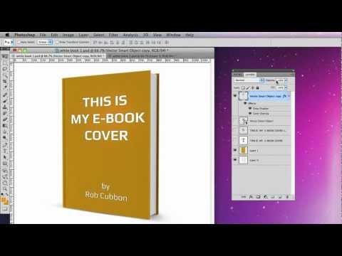 How to Create a Free E-book Cover