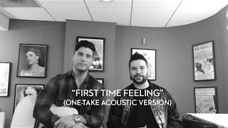 Dan + Shay - First Time Feeling (Acoustic at Ryman Auditorium)
