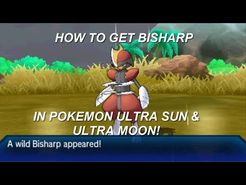 How to get Bisharp in Pokemon Ultra Sun & Ultra Moon!