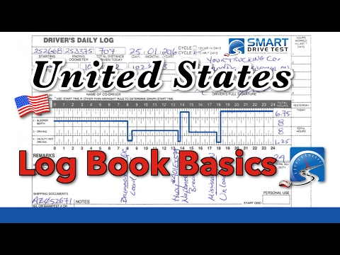 United States Basic Logbook Rules | Logbook Smart