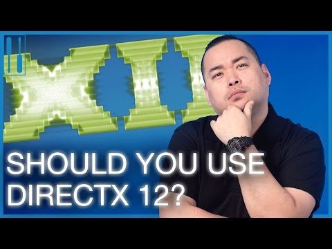 DirectX 11 vs DirectX 12 - Is DX12 that good?