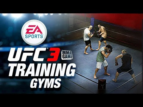 EA SPORTS UFC 3 TUTORIAL - Choosing the right GYM in Career MODE