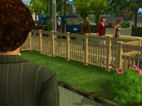 A Sims 2 Christmas Movie